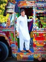 Imran Khan's Truck
