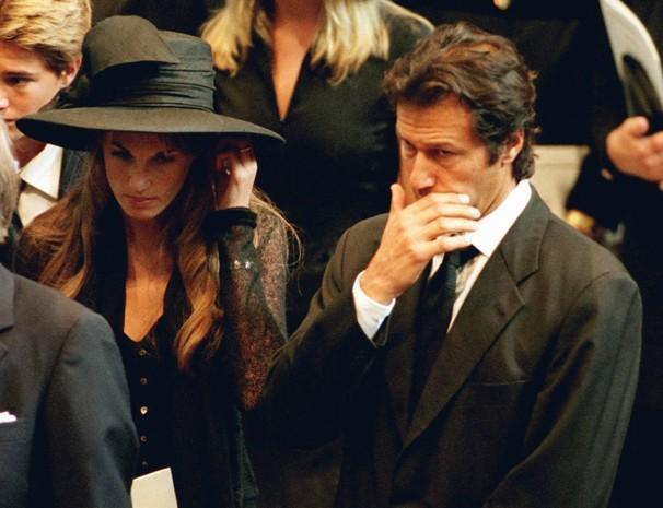 Imran Khan with his wife Jamima