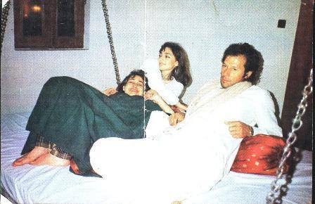 Imran Khan Affair With Sita White