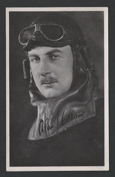 Alan Cobham HD Wallpapers