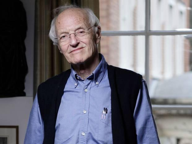 Michael Frayn Latest Photo