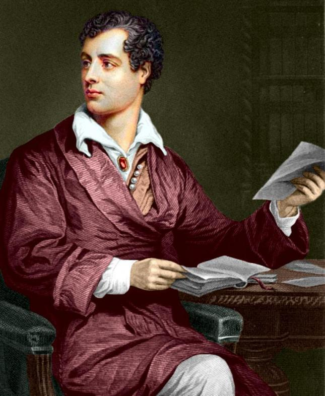 Lord Byron HD Wallpapers