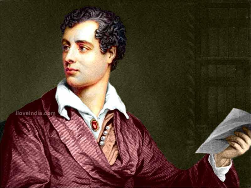 Lord Byron Latest Wallpaper