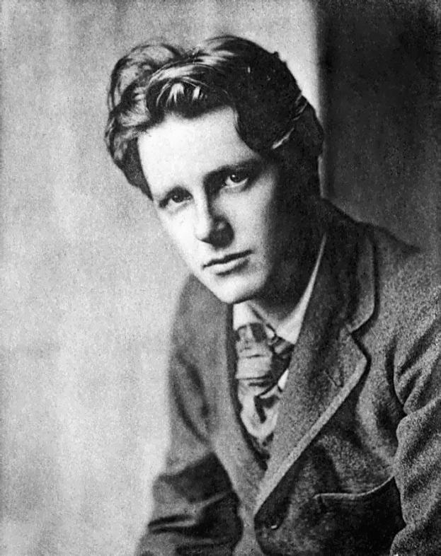 Rupert Brooke Latest Photo