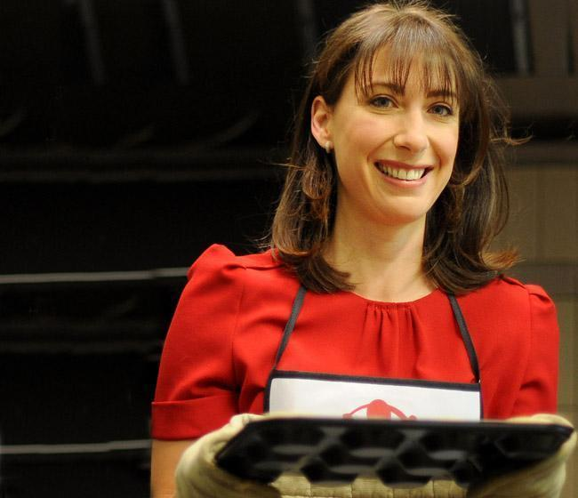 Samantha Cameron Latest Photo