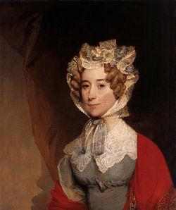 Louisa Adams Latest Wallpaper