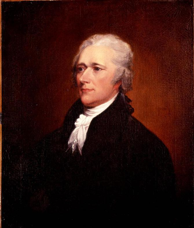 Alexander Hamilton Latest Photo