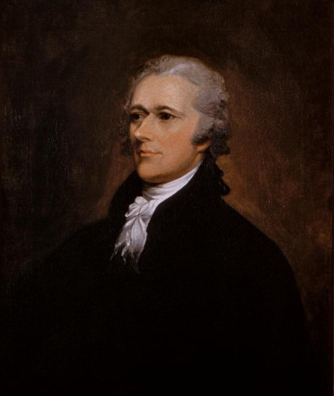 Alexander Hamilton Latest Wallpaper