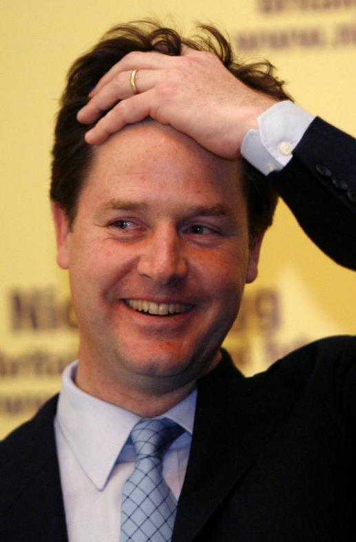 Nick Clegg HD Images