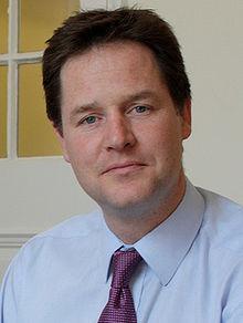 Nick Clegg Latest Photo