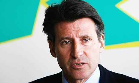 Sebastian Coe Latest Photo