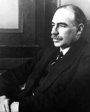 John Maynard Keynes Latest Photo