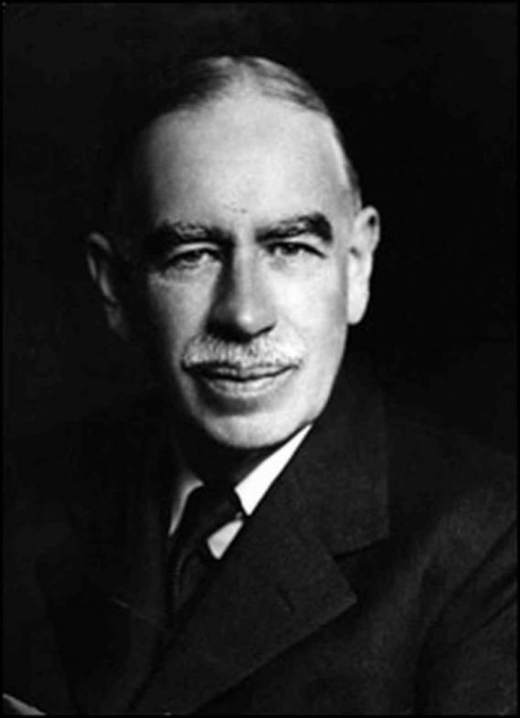 John Maynard Keynes Latest Wallpaper