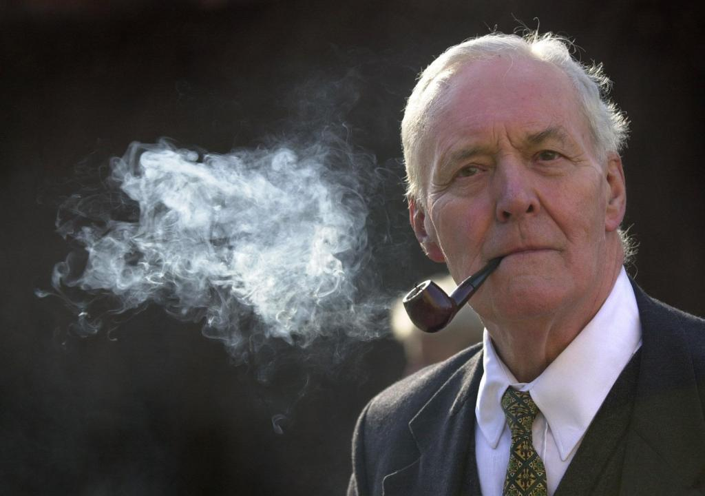 Tony Benn HD Images