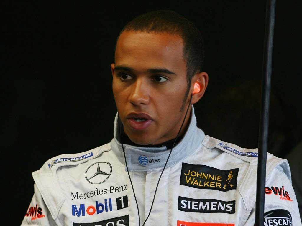 Lewis Hamilton HD Images