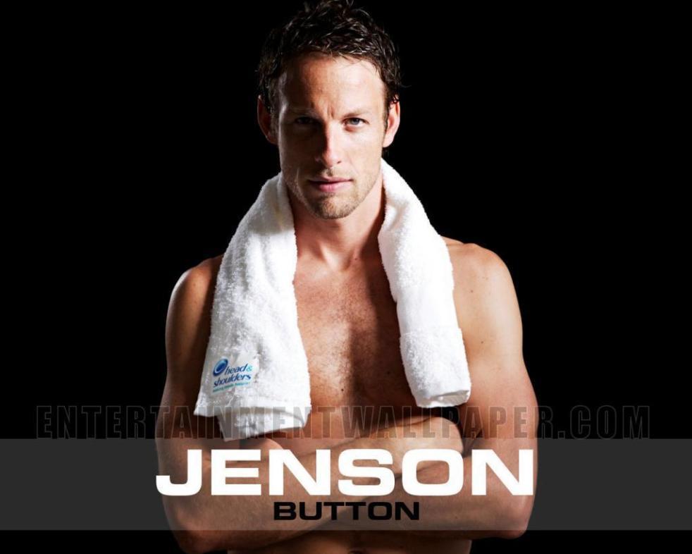 Jenson Button HD Wallpapers