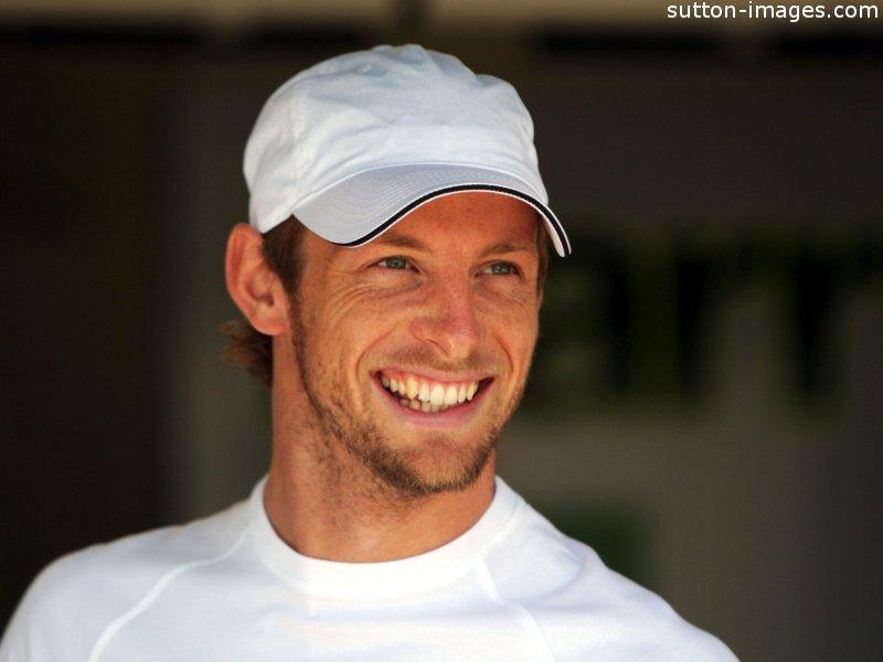 Jenson Button Latest Photo