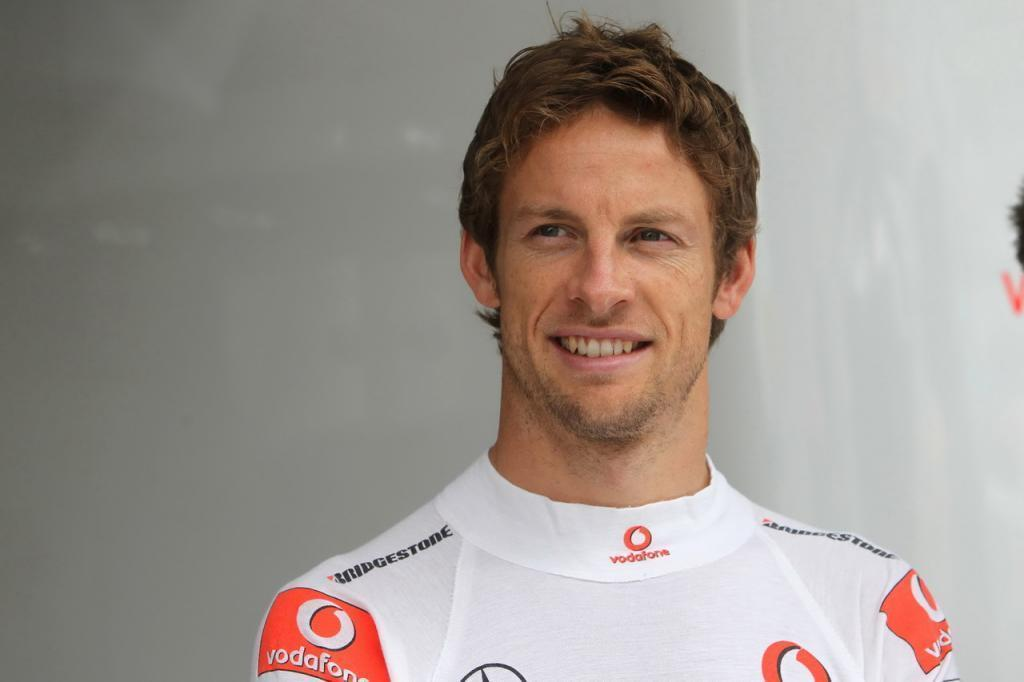 Jenson Button Latest Wallpaper