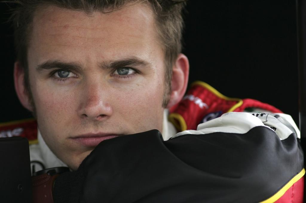 Dan Wheldon Latest Photo
