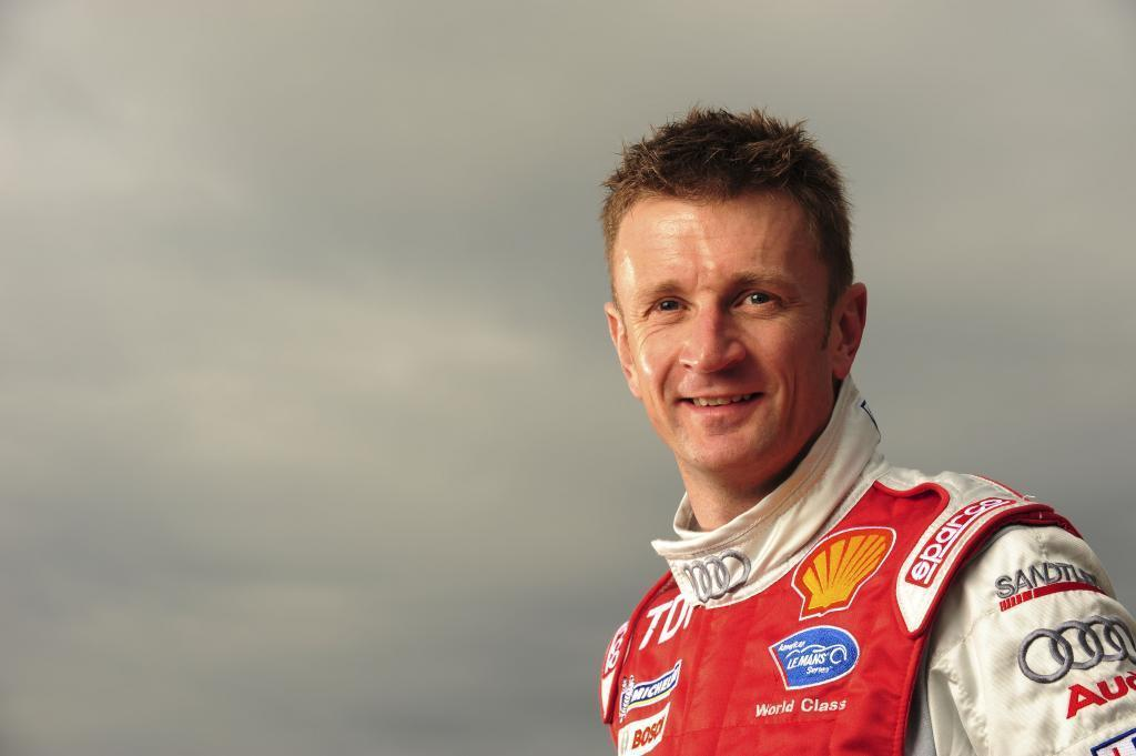 Allan Mcnish HD Images