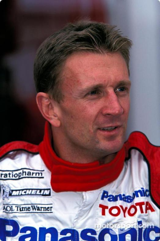 Allan Mcnish Latest Wallpaper