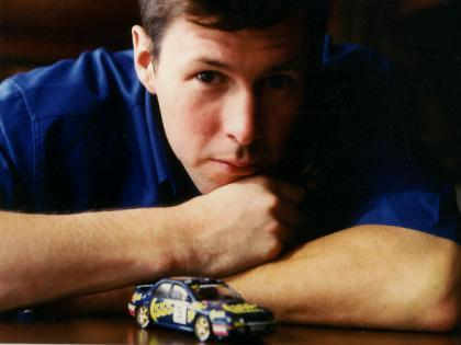 Colin McRae Latest Photo