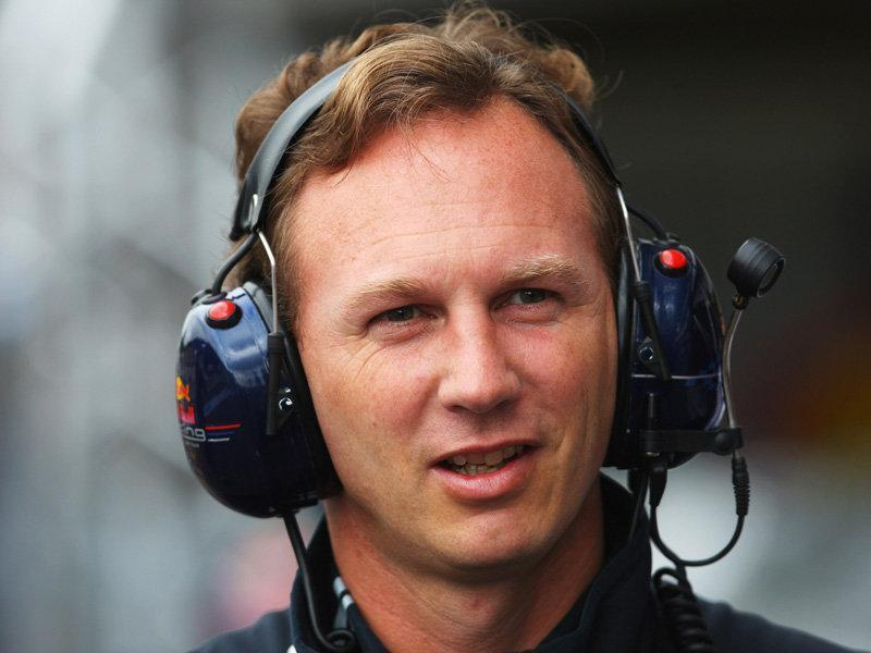 Christian Horner HD Wallpapers