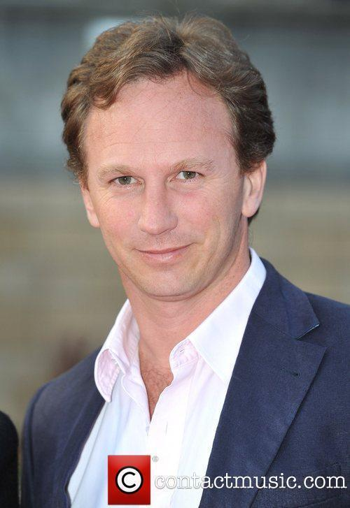 Christian Horner Latest Photo