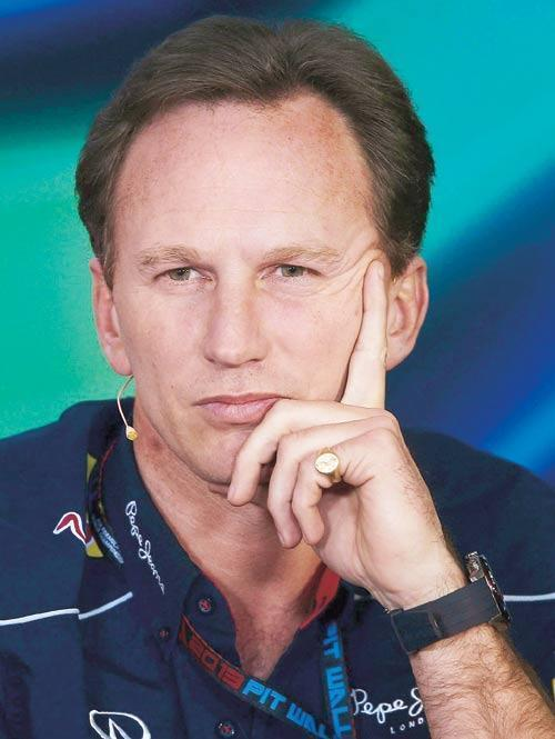Christian Horner Latest Wallpaper