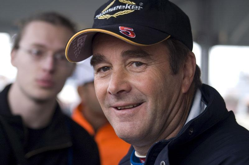 Nigel Mansell Latest Photo