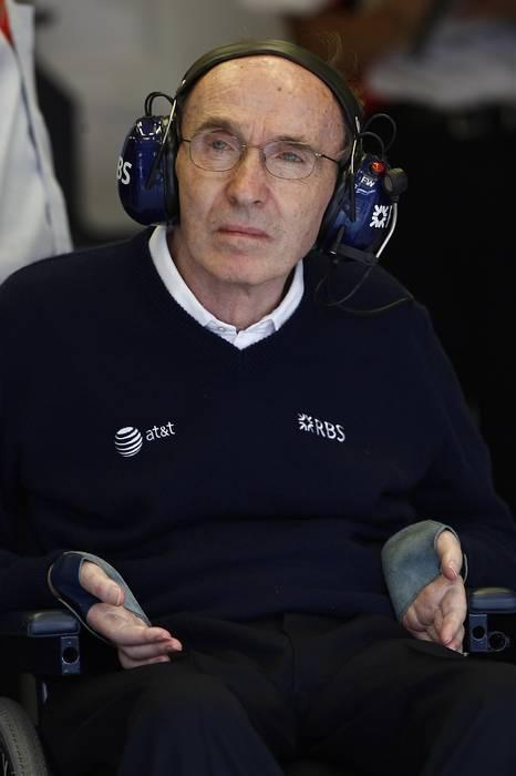Frank Williams Latest Photo