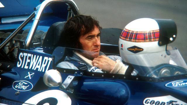 Jackie Stewart HD Images