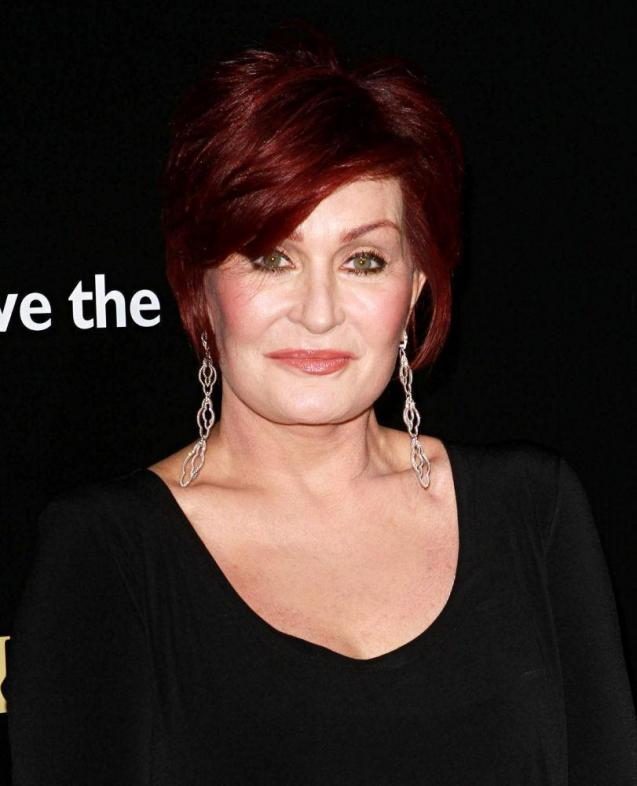 Sharon Osbourne Latest Photo