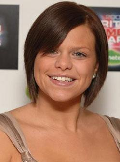 Jade Goody Latest Photo
