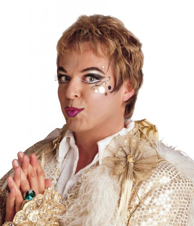 Julian Clary Latest Photo