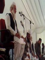 Pir Muhammad Amin Ul Hasnat Shah speech