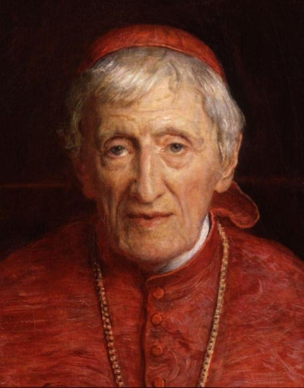 John Henry Newman Latest Photo