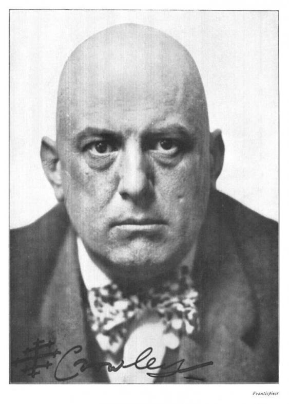 Aleister Crowley HD Images