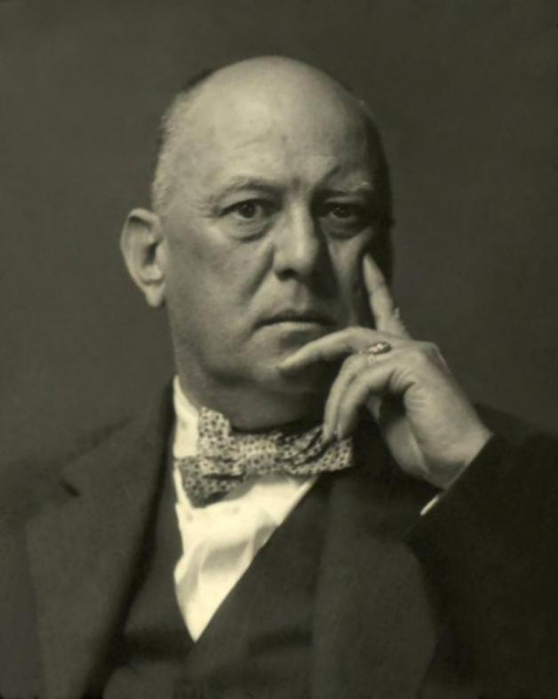 Aleister Crowley Latest Wallpaper