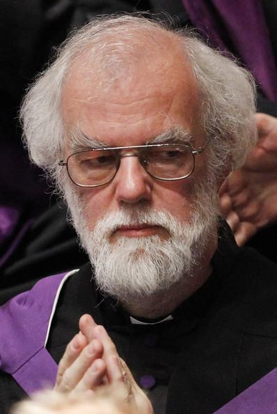 Rowan Williams HD Images