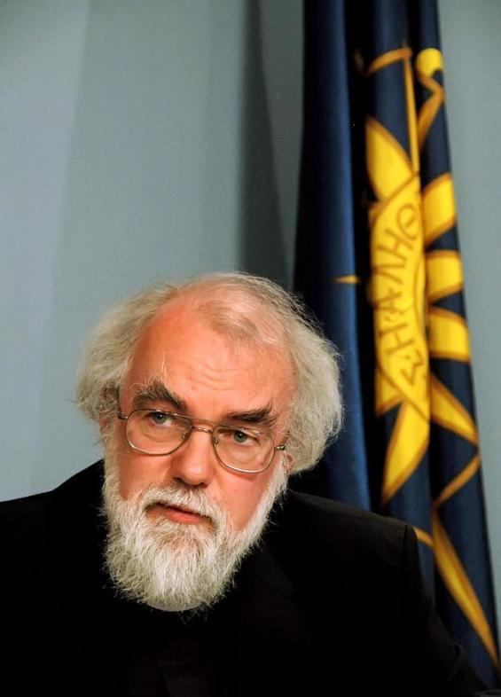 Rowan Williams Latest Photo