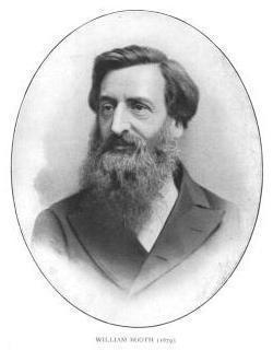 William Booth Latest Photo