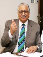 Ijaz Butt Pakistani Cricket Board Chairman