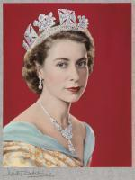 Queen Elizabeth II Latest Wallpaper
