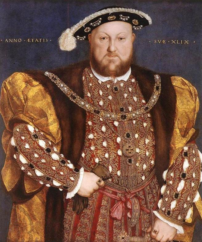 King Henry VIII of England HD Wallpapers