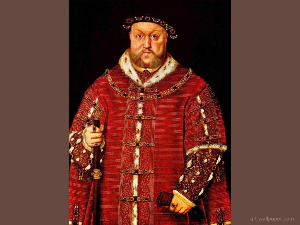 King Henry VIII of England Latest Wallpaper
