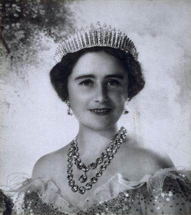 Elizabeth The Queen Mother Latest Photo
