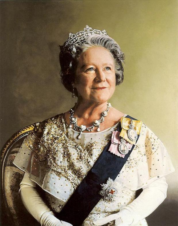 Elizabeth The Queen Mother Latest Wallpaper