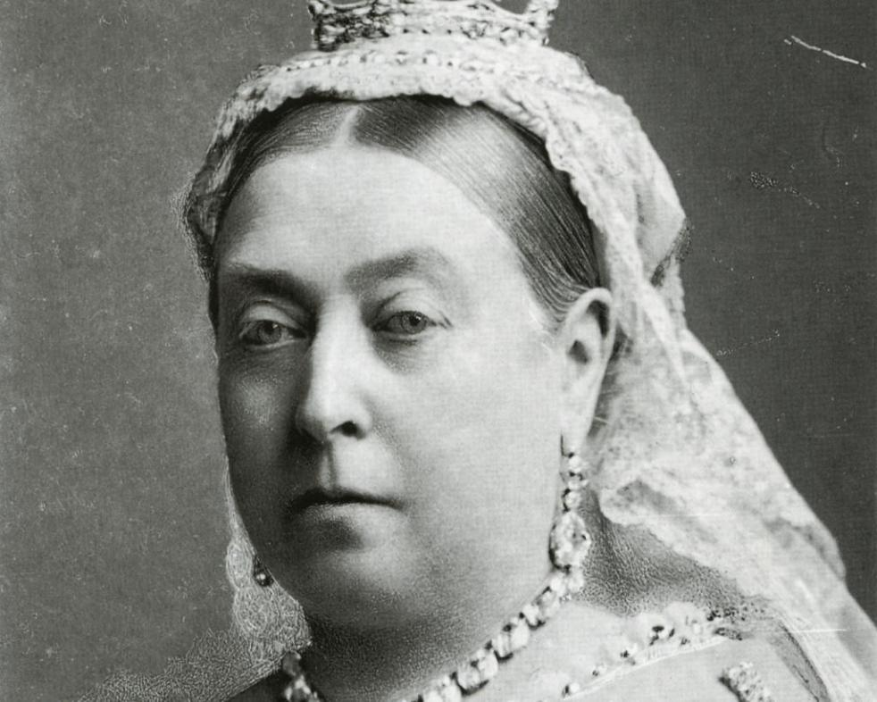 Queen Victoria Latest Photo