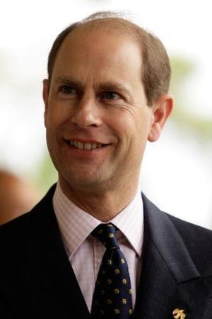Prince Edward Latest Photo